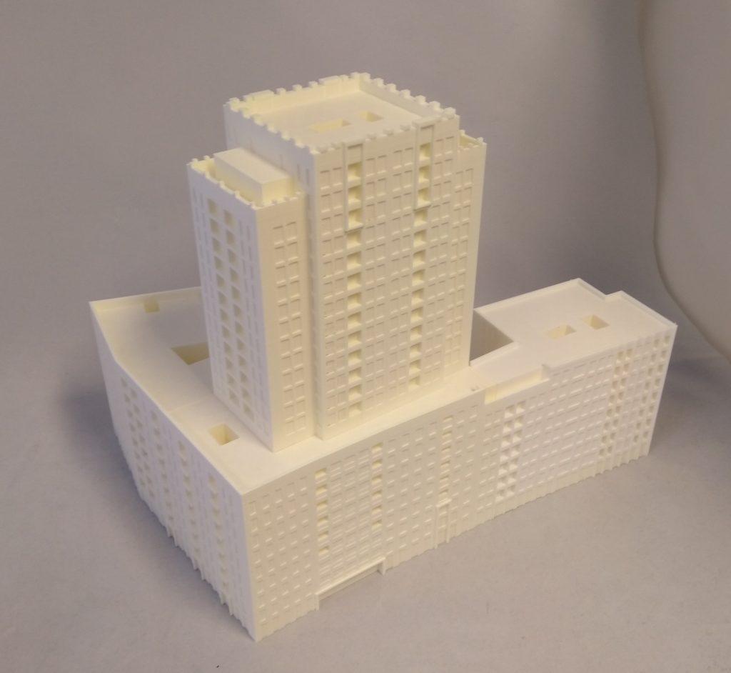 3D maquette